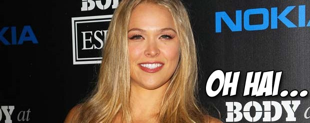 This is the Ronda Rousey UFC 157 open workout video that you all wanted to see