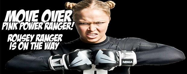 Check out the official Ronda Rousey action figure due to be released in April