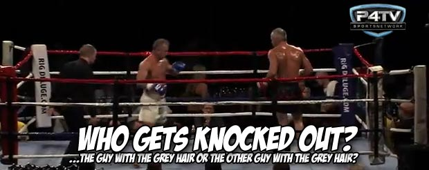 Watch this guy catch narcolepsy from a swift left-hook at a Scottish muay-thai event