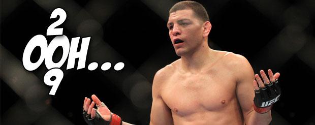 Nick Diaz insinuates photos of his training led to his defeat at UFC 158
