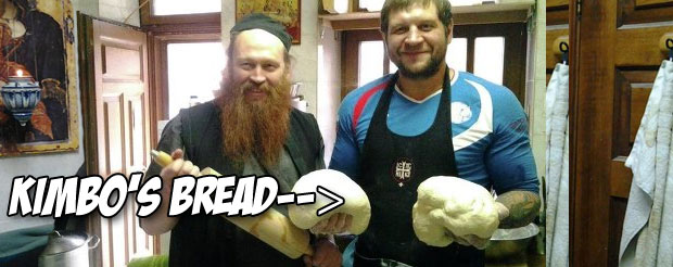 A Russian priest that lives on a mountain has convinced Aleksander Emelianenko to come out of retirement