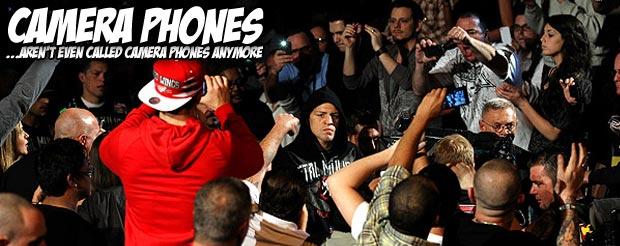Watch this crazy Nick Diaz fan erupt when Georges St. Pierres won at UFC 158