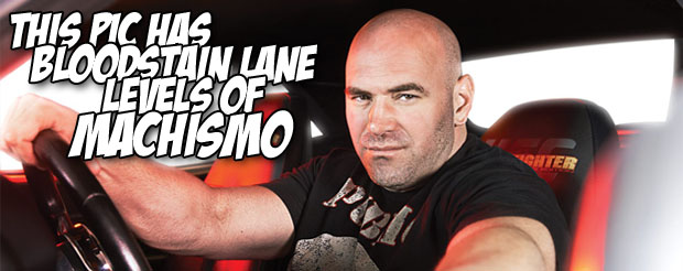 Watch Dana White and his friends do man sh@% at his place in Maine in his latest vlog