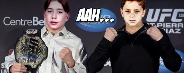 Evidence that Dana White hates when MMA media aggravates Nick Diaz