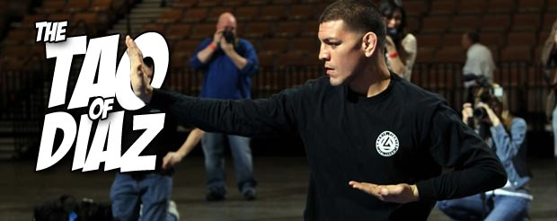 You guessed it, Nick Diaz doesn't really care if GSP takes him down at UFC 158