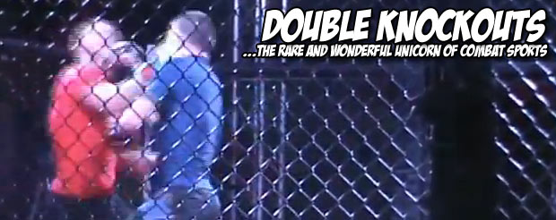 Alright, here's a 14-second DOUBLE knockout for you to enjoy