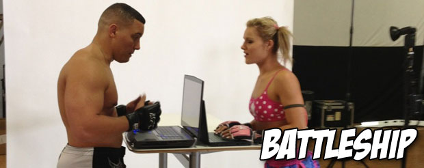 Check out the post-fight fight between Felice Herrig and Heather Clark at Bellator 94