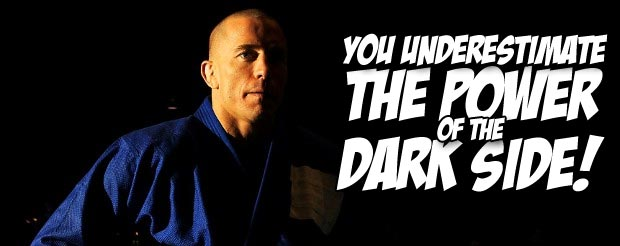 Georges St. Pierre explains a little more about his 'dark side' in this video