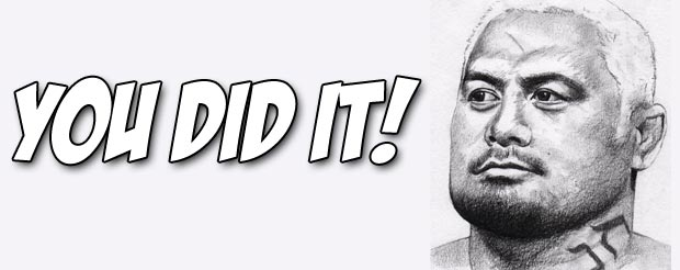 You did it: Mark Hunt vs. Junior dos Santos is going down at UFC 160