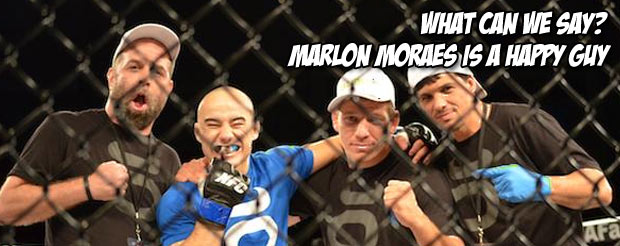 Marlon Moraes, the name we won't forget after this Tyson Nam knockout