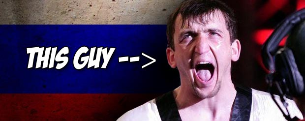 We're predicting this Russian will be running the UFC middleweight division by the end of 2014