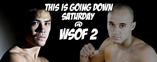 Before Tyson Nam and Marlon Moraes fight at WSOF 2 this Saturday, you need to watch this slick promo