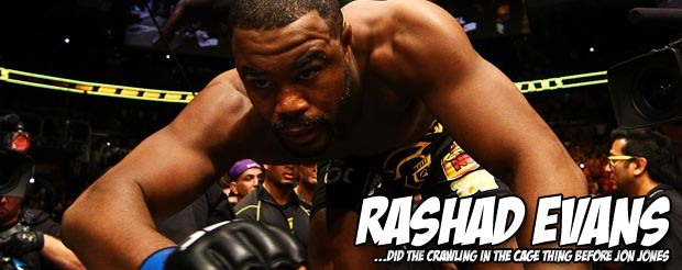 Rashad Evans has no problem supporting gay marriage in this stunning interview