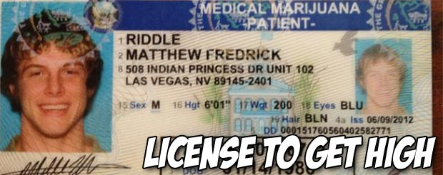 Matt Riddle believes the entire MMA industry is against people that smoke marijuana