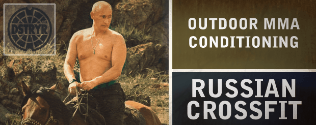 DstryrSG | There is such a thing as Russian Crossfit