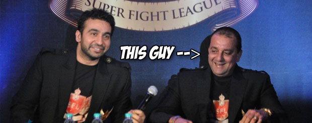 The owner of Super Fight League just got 5 years in jail stemming from a Bombay terrorist attack