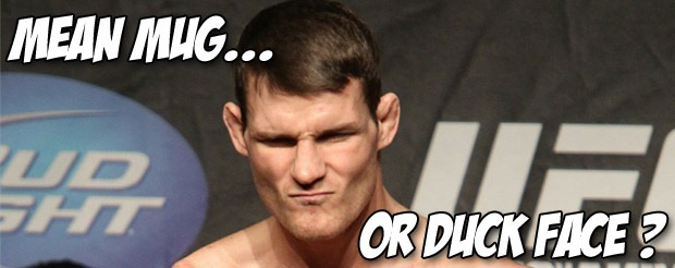 Michael Bisping might have stolen the best s@#$ talker award from Chael Sonnen on Countdown to UFC 159 last night