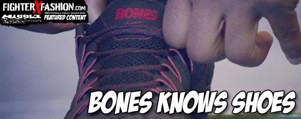 Check out the official Nike Jon 'Bones' Jones shoe