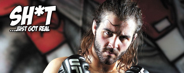 Wow, Cody Mckenzie has to cut 40 lbs before UFC 159