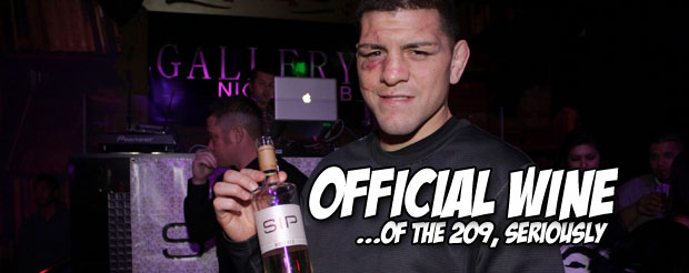 If Gilbert Melendez hooked Nick Diaz up on a blind date, it would look something like this