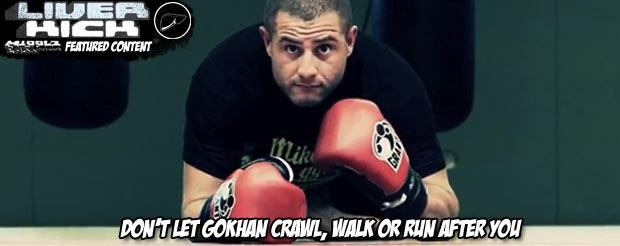 LiverKick   Gokhan Saki levels Daniel Ghita, moves on to fight Semmy Schilt