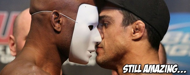 Stop what you're doing and watch 20 MMA staredowns that got really physical