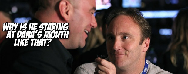 Watch Jay Mohr get choked out and palmed in the liver by Forrest Griffin