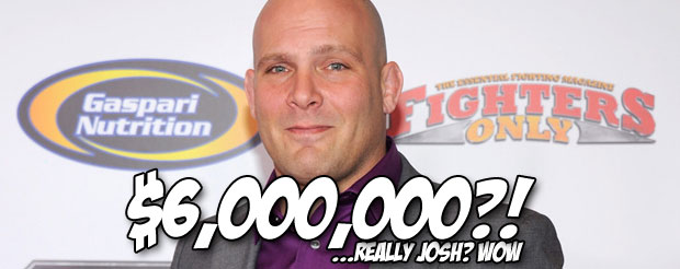 In case you missed it, Josh Rosenthal was caught with over $6 MILLION worth of marijuana