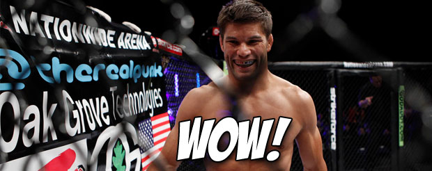 Josh Thomson just ruined Nate Diaz's 420 with a stupendous performance at UFC on FOX 7