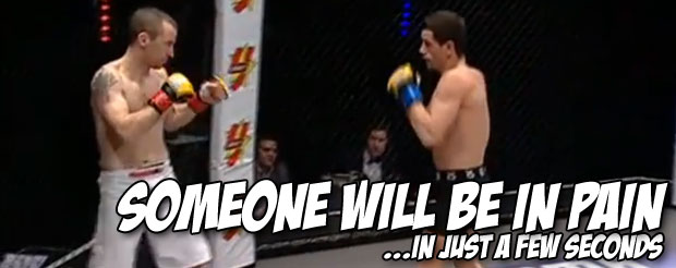 Watch the nastiest liver kick KO you will see this entire decade