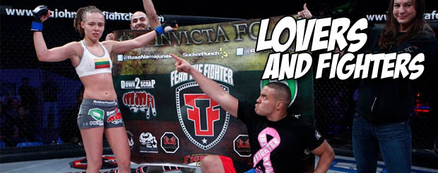 Watch Pat Barry freak out at Invicta 5 this weekend