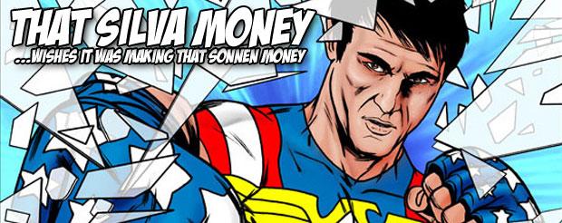 Chael Sonnen says he's going to make $10 million fighting Jon Jones at UFC 159