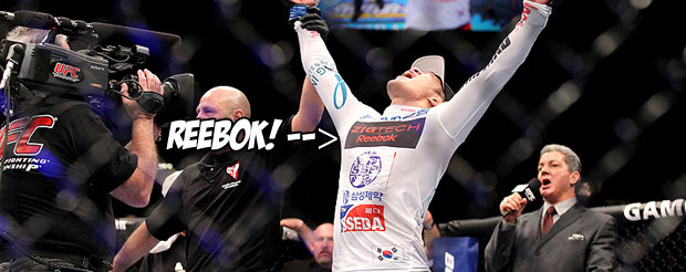 Dong Hyun Kim revealed that he makes six-figures per UFC fight on a Korean quiz show