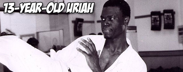If you missed Uriah Hall's TUF fight last night, then you can watch all 9 seconds of it here