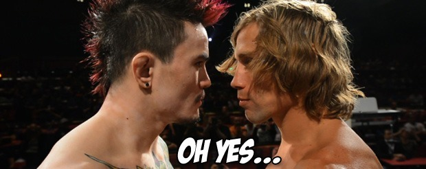Check out the highlights of the TUF 17 Finale weigh-ins right here