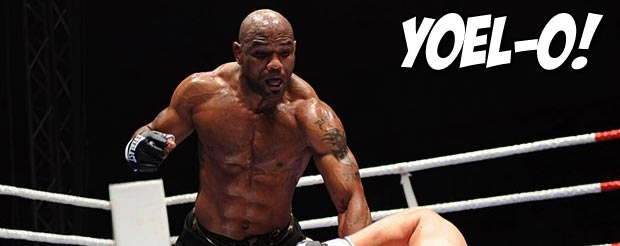 Yoel Romero and Anthony Njokuani started off UFC on FOX 7 with two rawesome KOs!
