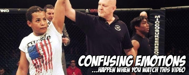 Since we know you want to see it, check out Fallon Fox's entire fight from last night right here