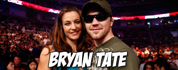 Dana White talks about Bryan Caraway elbowing Cat Zingano at the TUF 17 finale