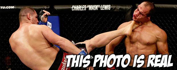 Junior dos Santos developed a near-fatal medical condition after he fought Cain Velasquez at UFC 155