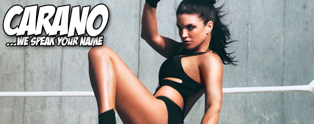 If the history of women in MMA was condensed in a video, it would look something like this