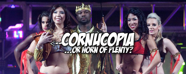 King Mo is doing professional wrestling in a local Ohio wrestling league, huh?