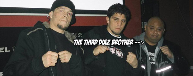 Nick Diaz shows us what was inside his room, and in his head, back in 2006