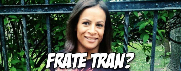 Fallon Fox says she's actually at a physical disadvantage when she fights women