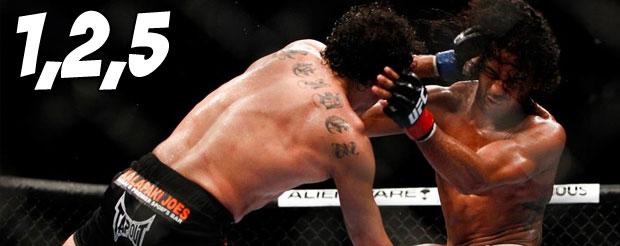 The super-slow 'Phantom Cam' highlights from UFC on FOX: Henderson vs. Melendez are mind bending