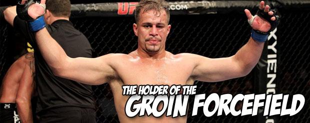Fabio Maldonado took the nastiest groin shot we've seen in 2013, and STILL wins at UFC on FX 8