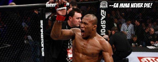 Ronaldo Souza clamps down his crocodile jaws on Chris Camozzi and puts him to sleep at UFC on FX 8