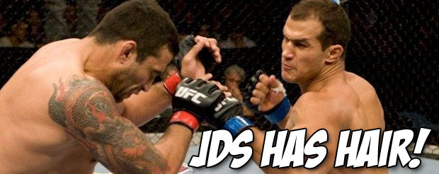 UFC is offering Junior dos Santos' Octagon debut for free, so maybe you should watch it