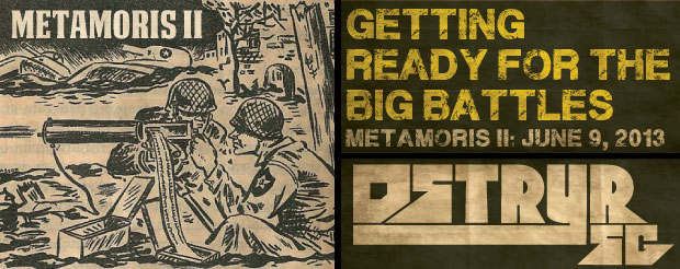 Are you ready for Metamoris II, grappler?