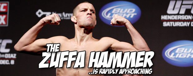 Read the Nate Diaz tweet that will get him fined and suspended, or fired by Dana White