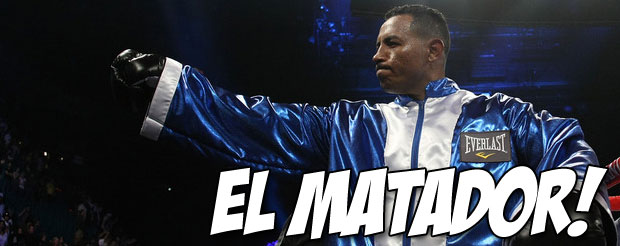 Ricardo Mayorga's MMA debut happened last night, and you definitely want to watch this one…